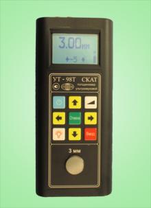 Ультразвуковой толщиномер УТ-98Т СКАТ
