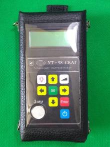 Ультразвуковой толщиномер УТ-98 СКАТ
