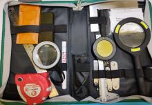 Набор инструментов визуально-измерительного контроля